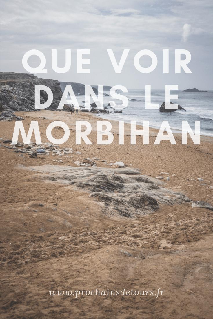 Que voir dans le Morbihan?