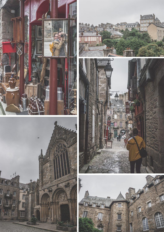 Découverte en Bretagne