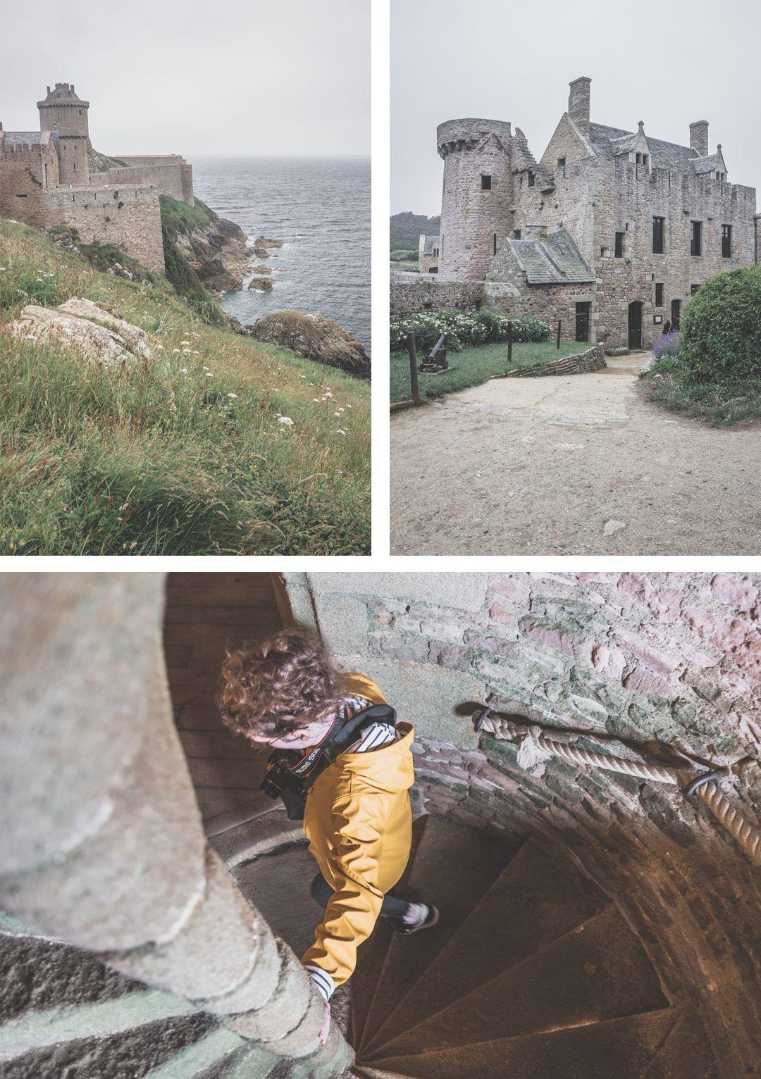 Visiter le Fort-la-Latte