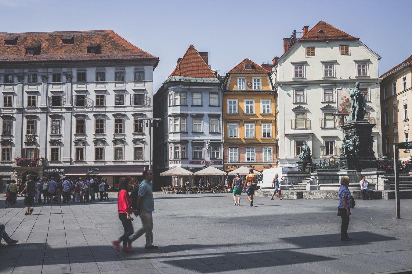 Que voir à Graz ? Road trip en Autriche