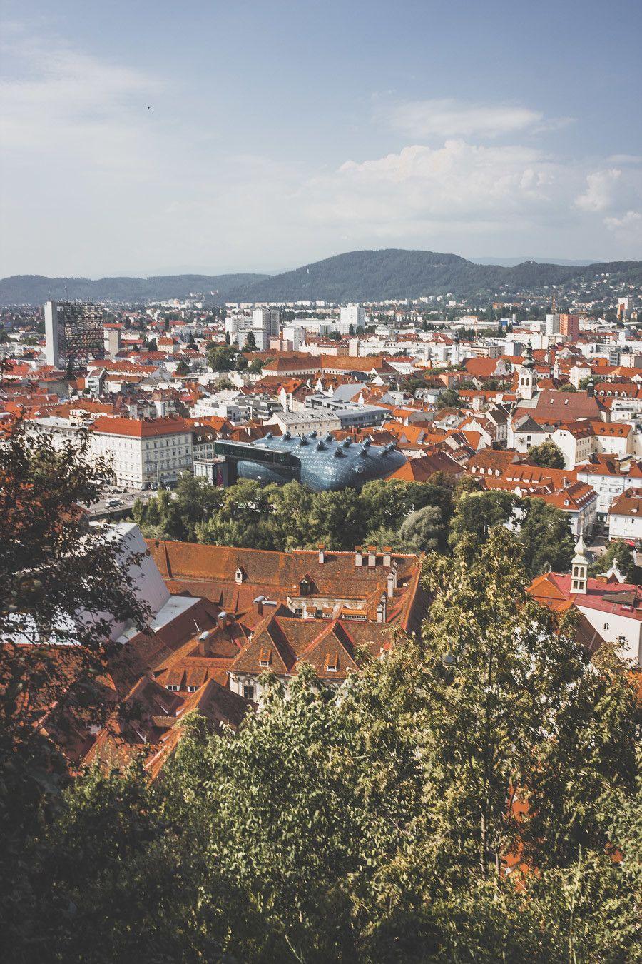 Découvrir la Styrie - road trip en Autriche