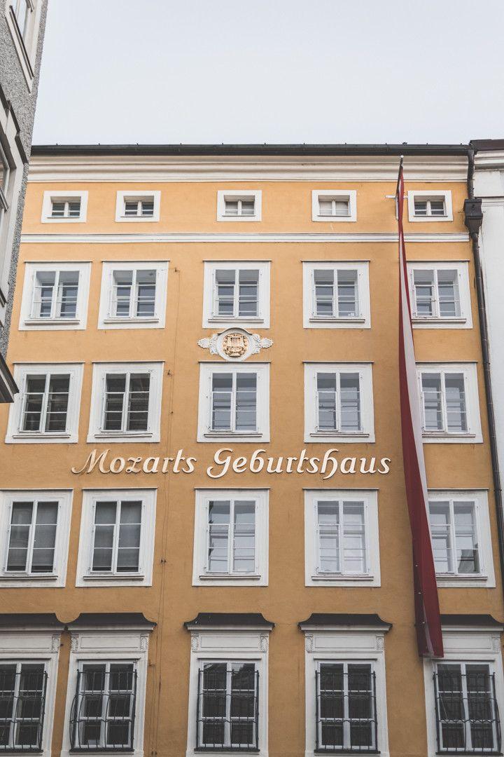 Que voir dans et autour de Salzbourg?