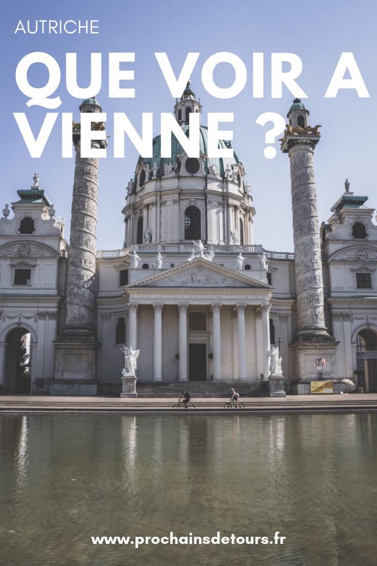 Que voir à Vienne ?