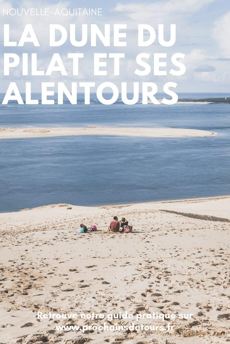 Que faire autour de la Dune du Pilat?