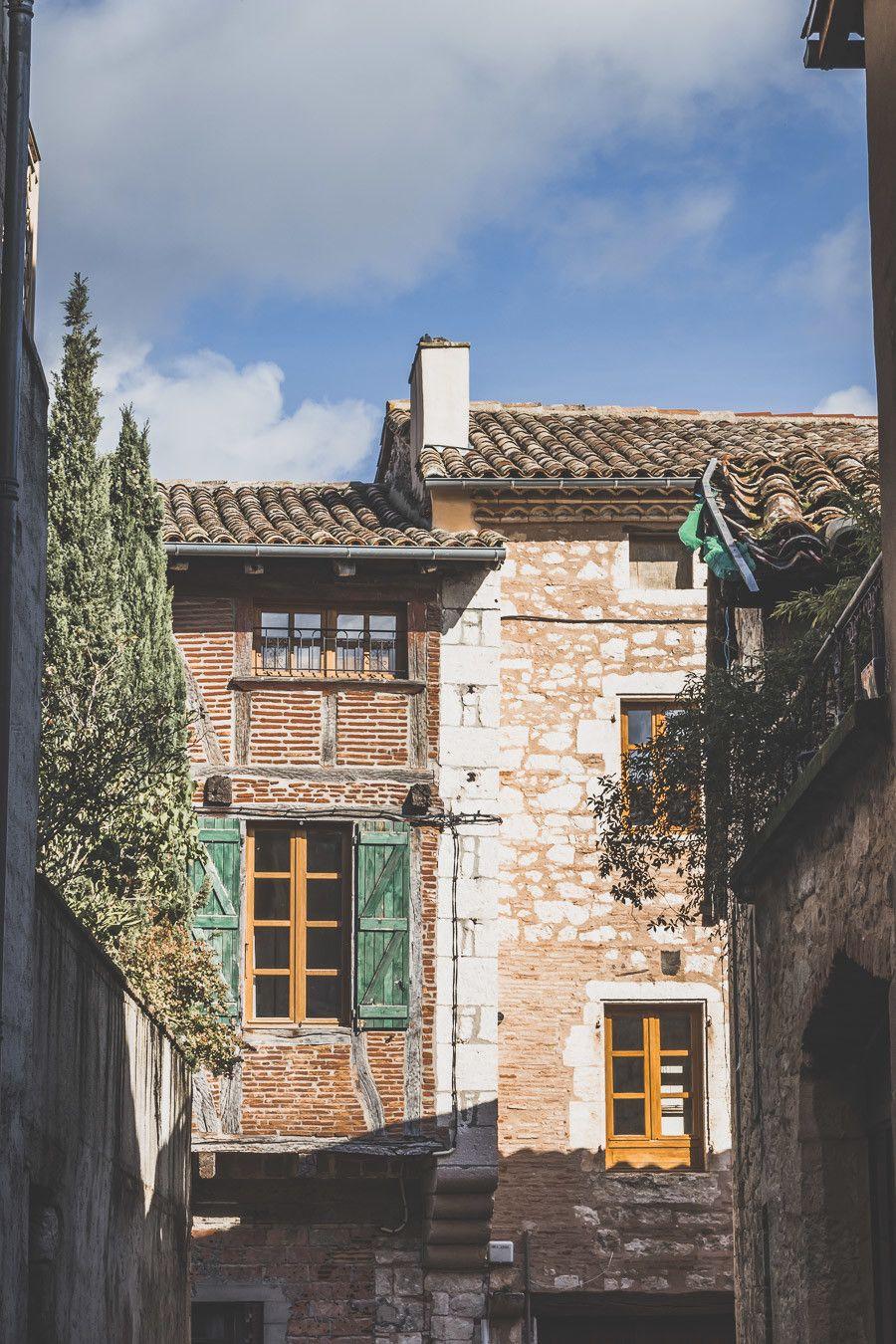 Visiter le Tarn - Sortie depuis Toulouse