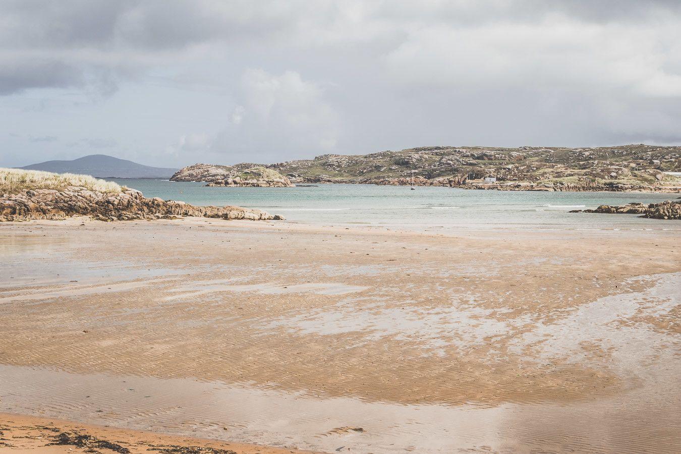 road trip irlande - la magnifique île de cruit island