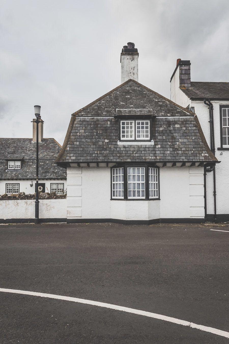 Maisons typiques irlandaises