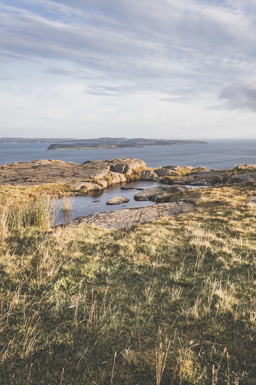 Les lacs du Connemara en Irlande