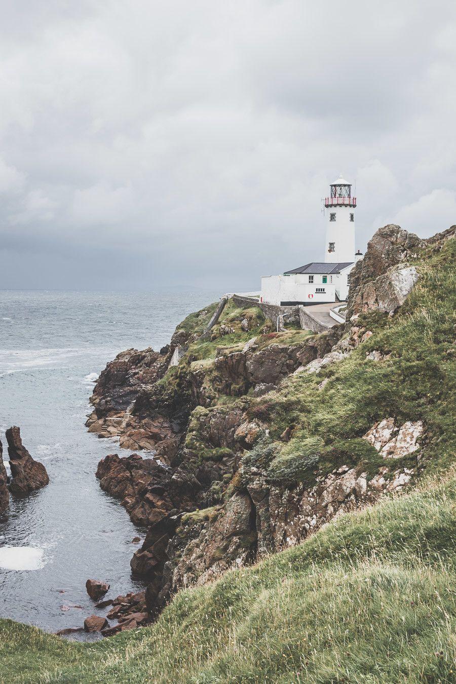 road trip irlande - phare