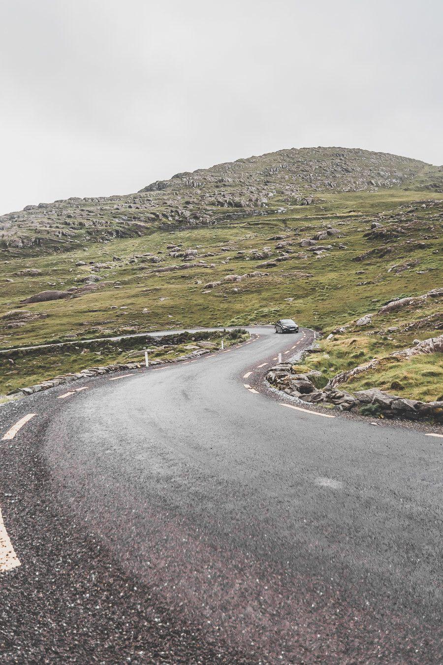 la conduite en van en irlande