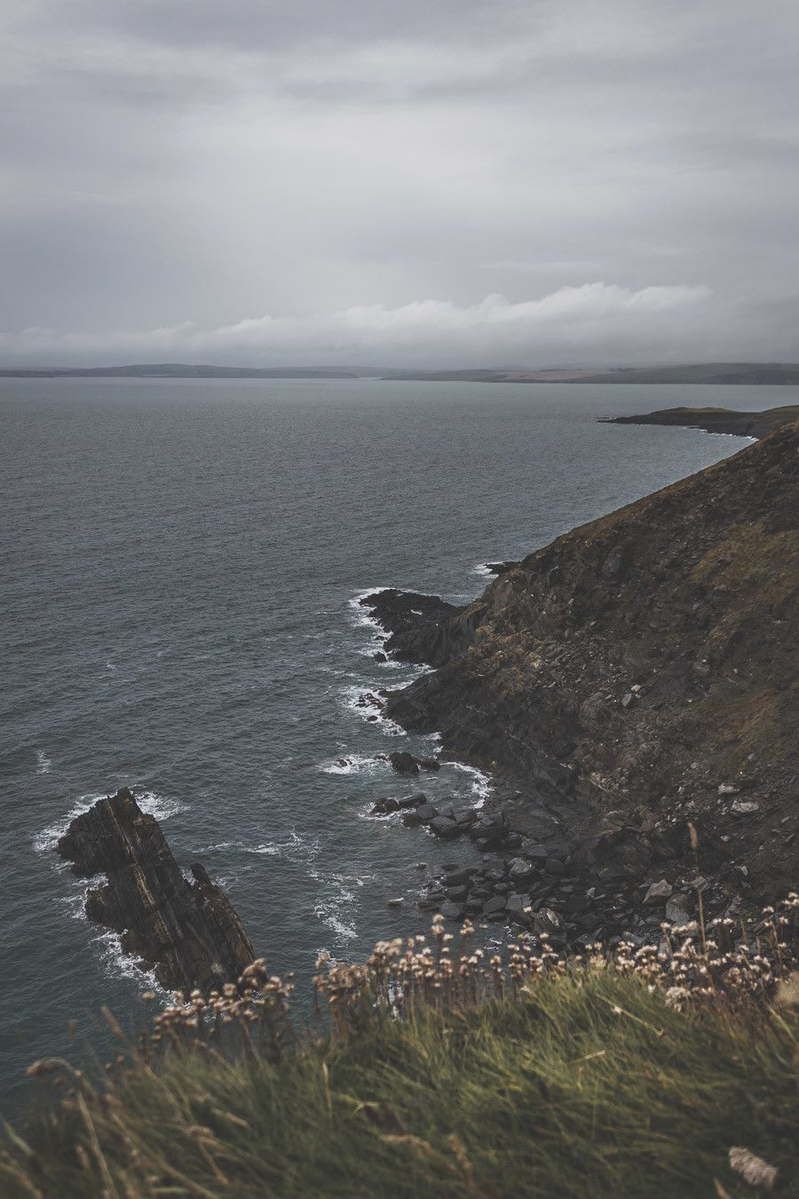 Old Head of Kinsale dans le comté de Cork