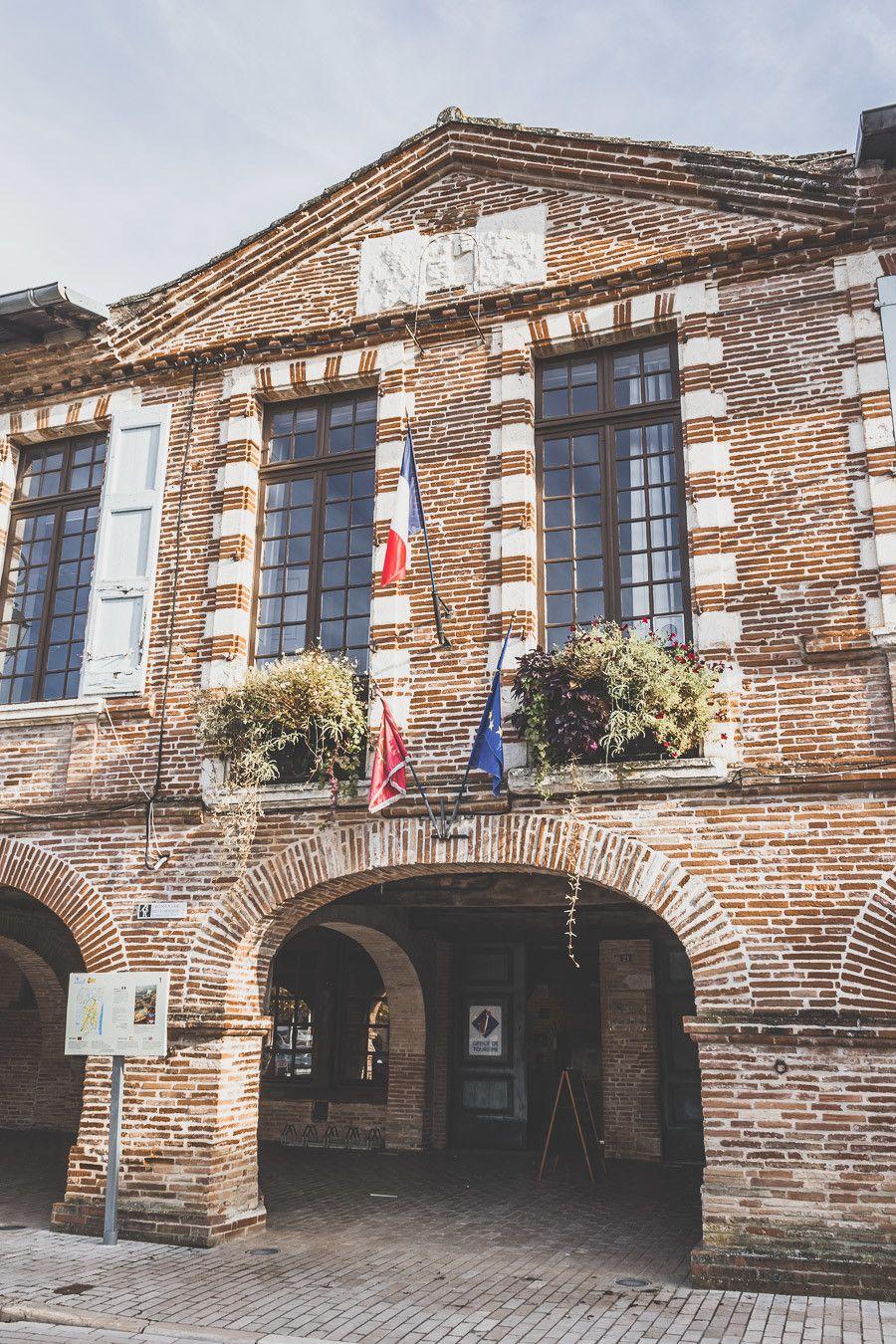 Mairie de Lisle-sur-Tarn