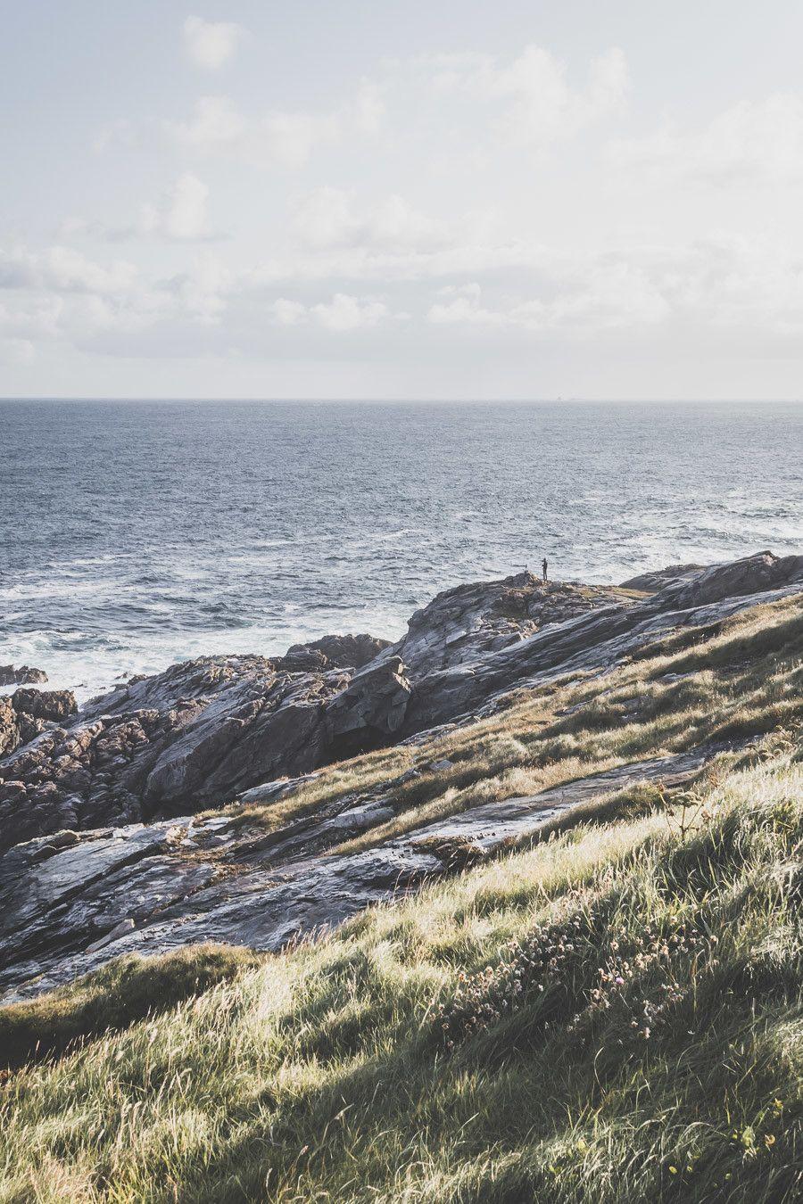 road trip irlande - falaises - bord de mer