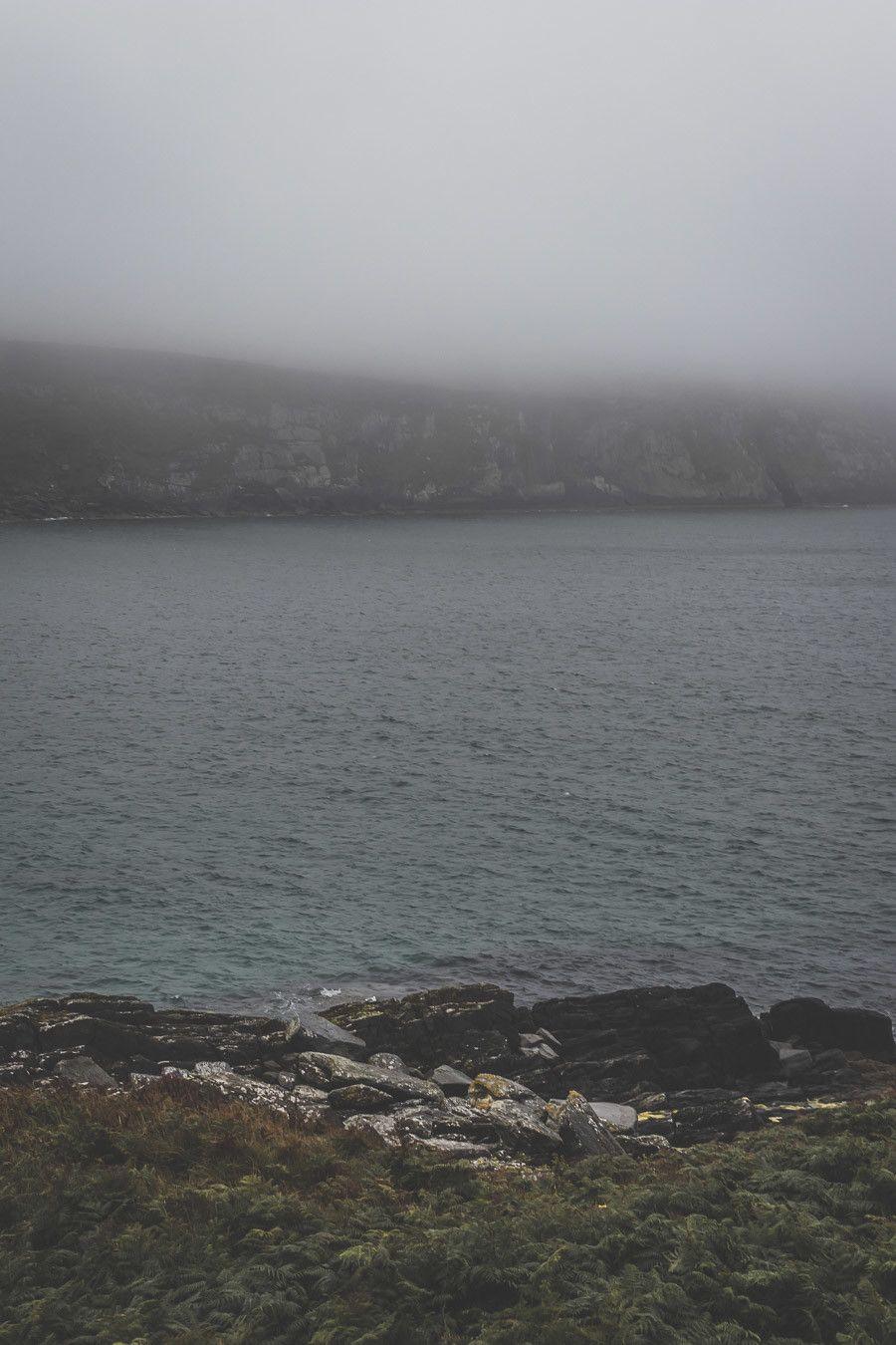 Le brouillard irlandais