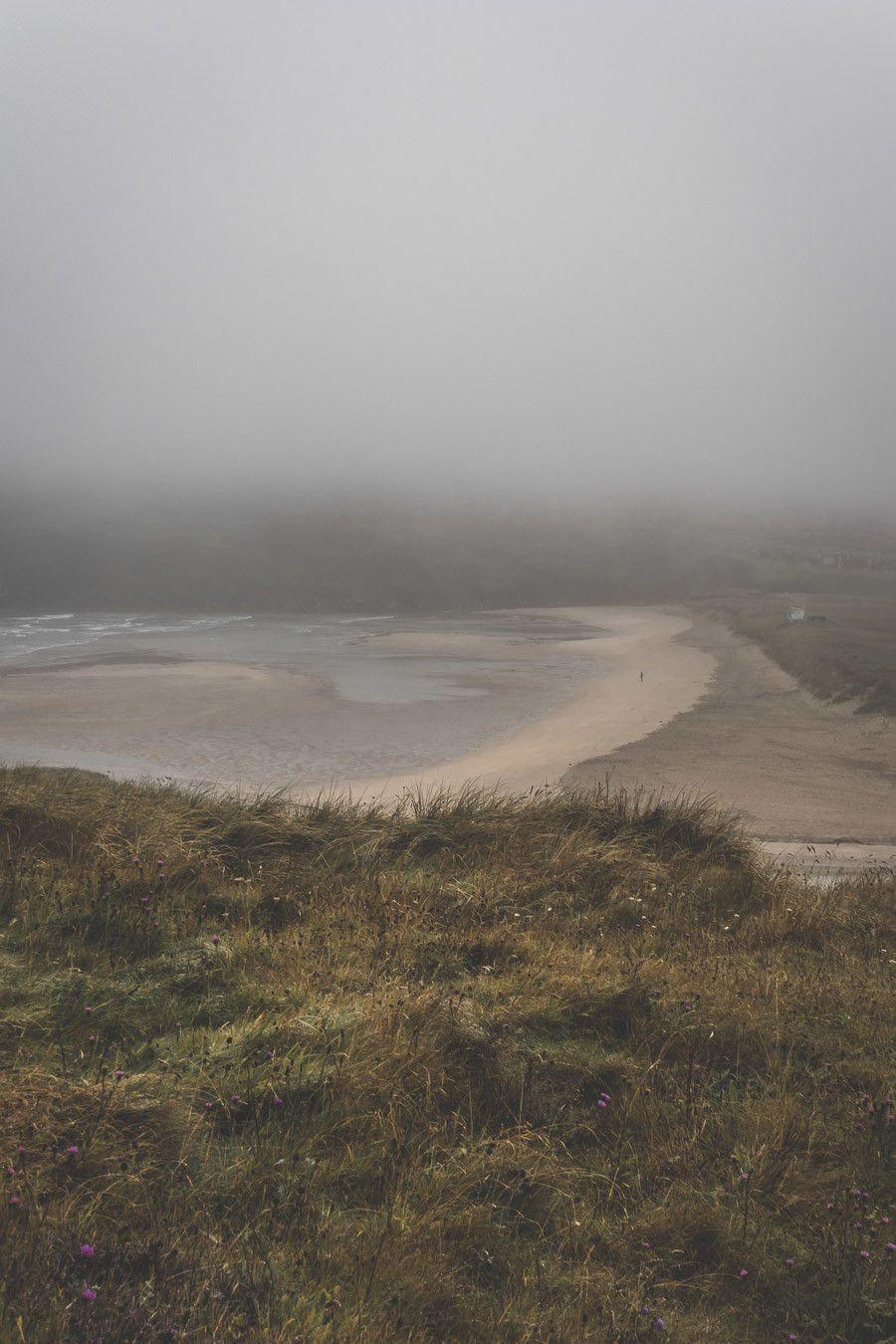 La péninsule de Sheep's Head sous la brume irlandaise