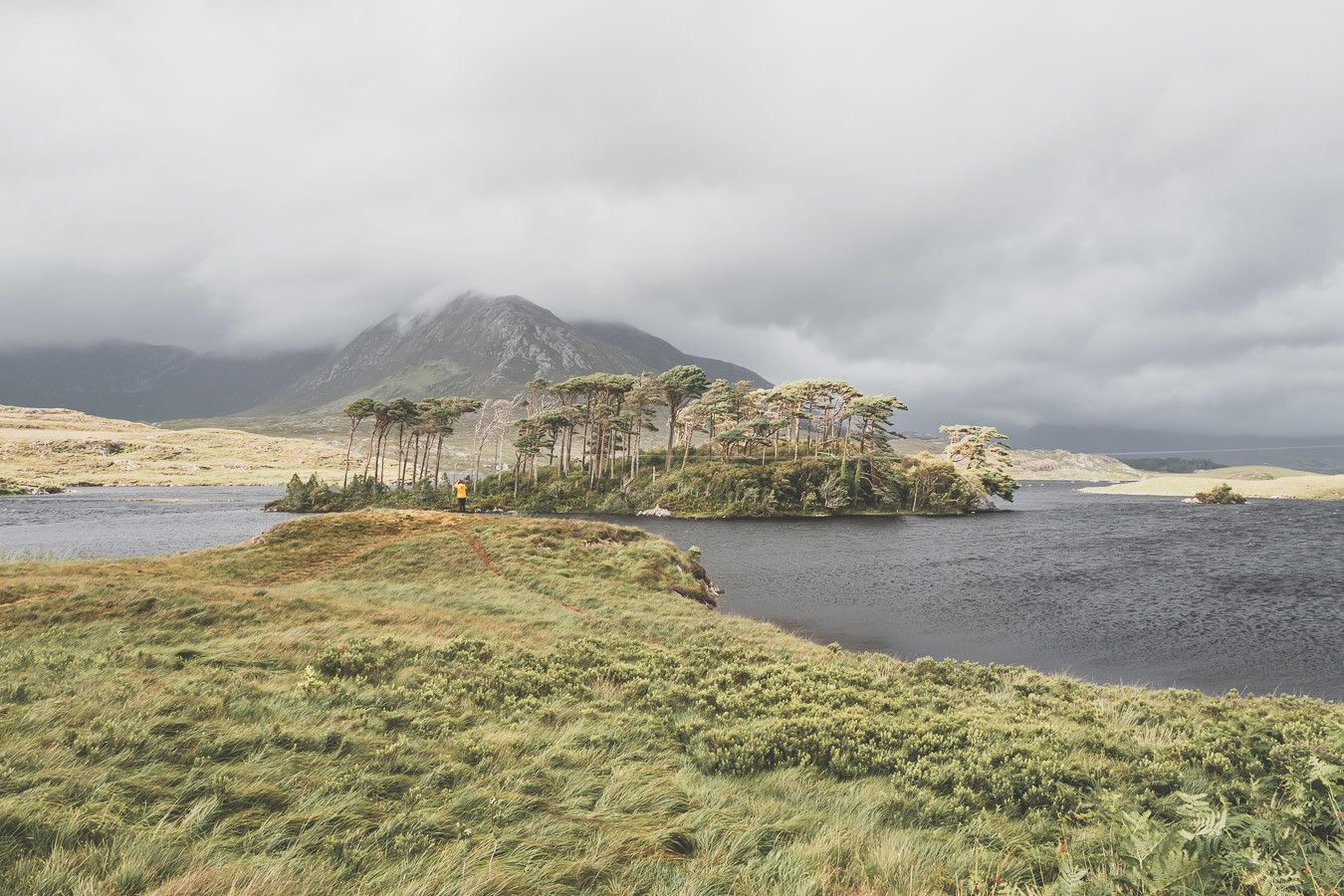 paysage irlande - lough derryclare