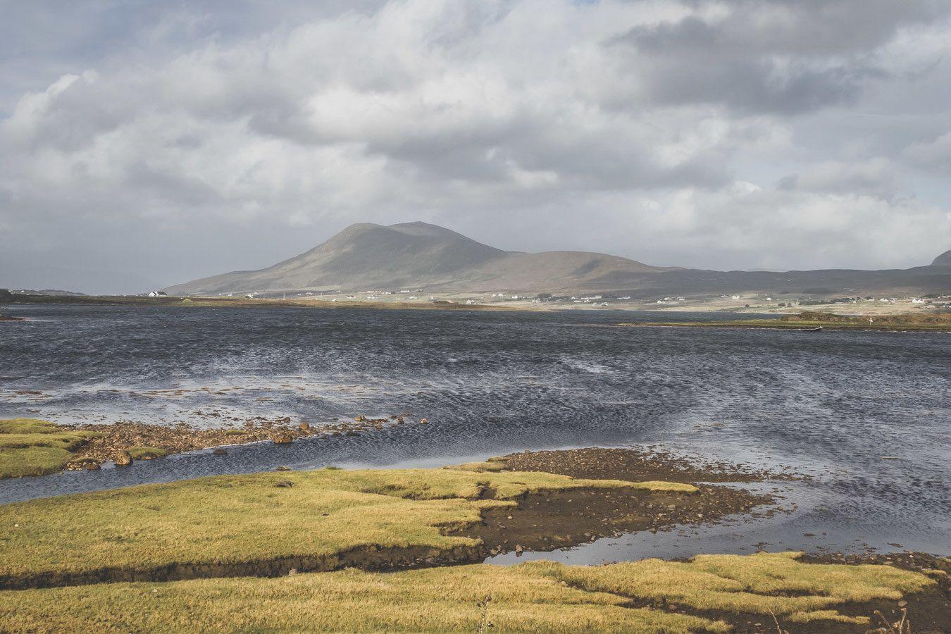 Achill Island dans le comté de Mayo