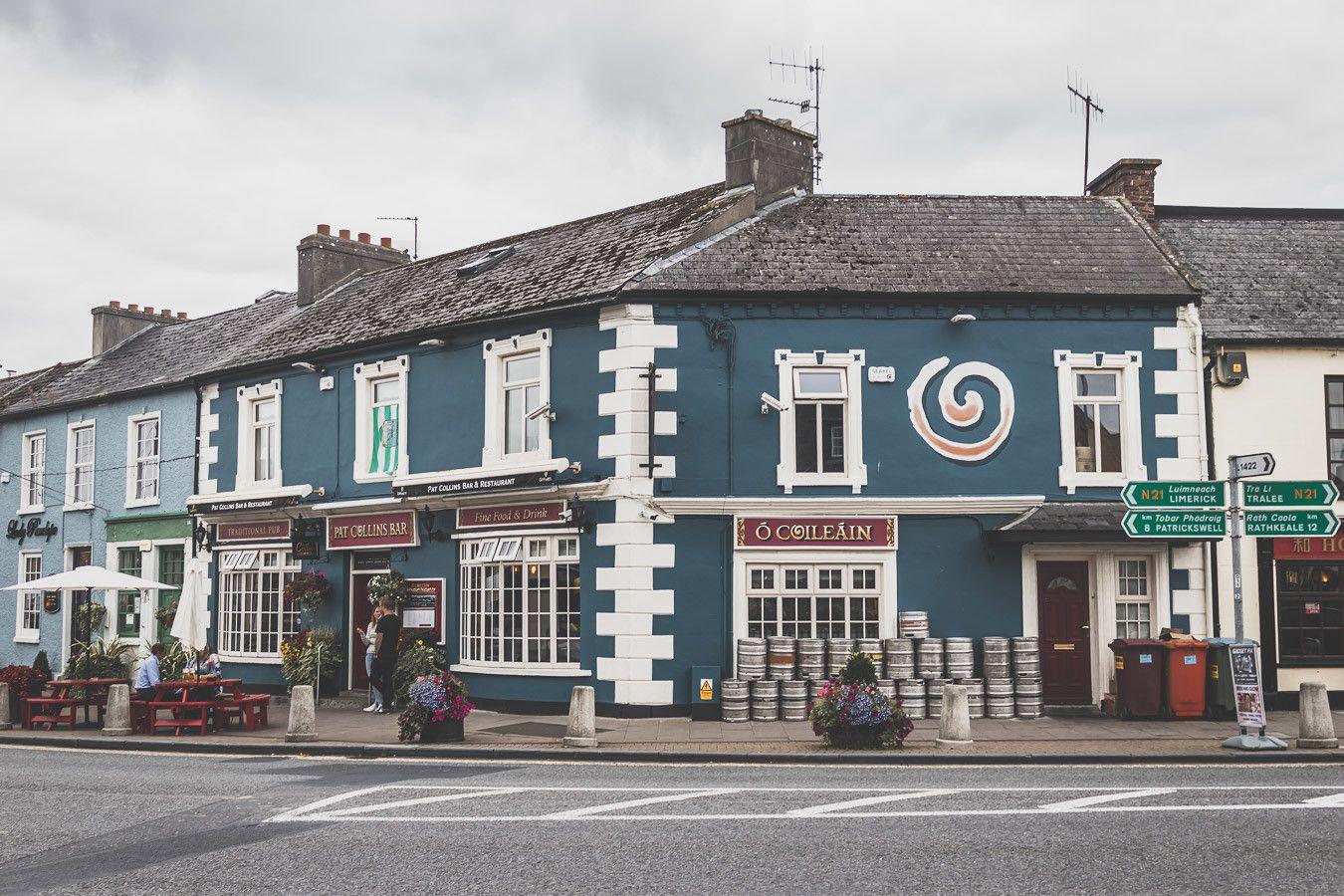 Le charmant village d'Adare en Irlande
