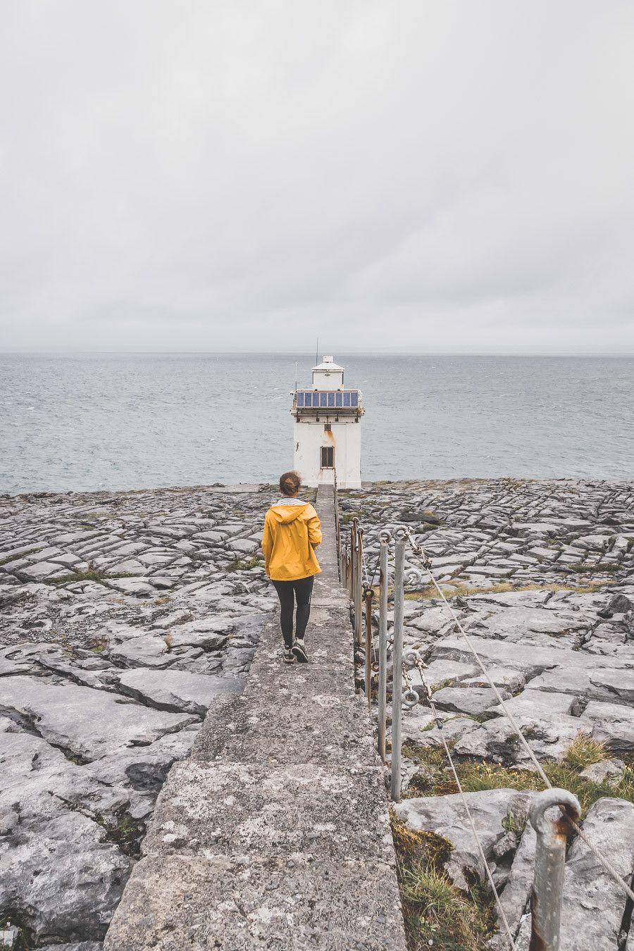 Burren - Black Head Lighthouse