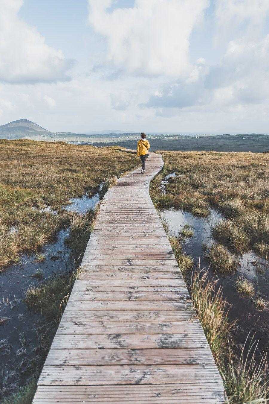 Diamond Hill - Connemara National Park