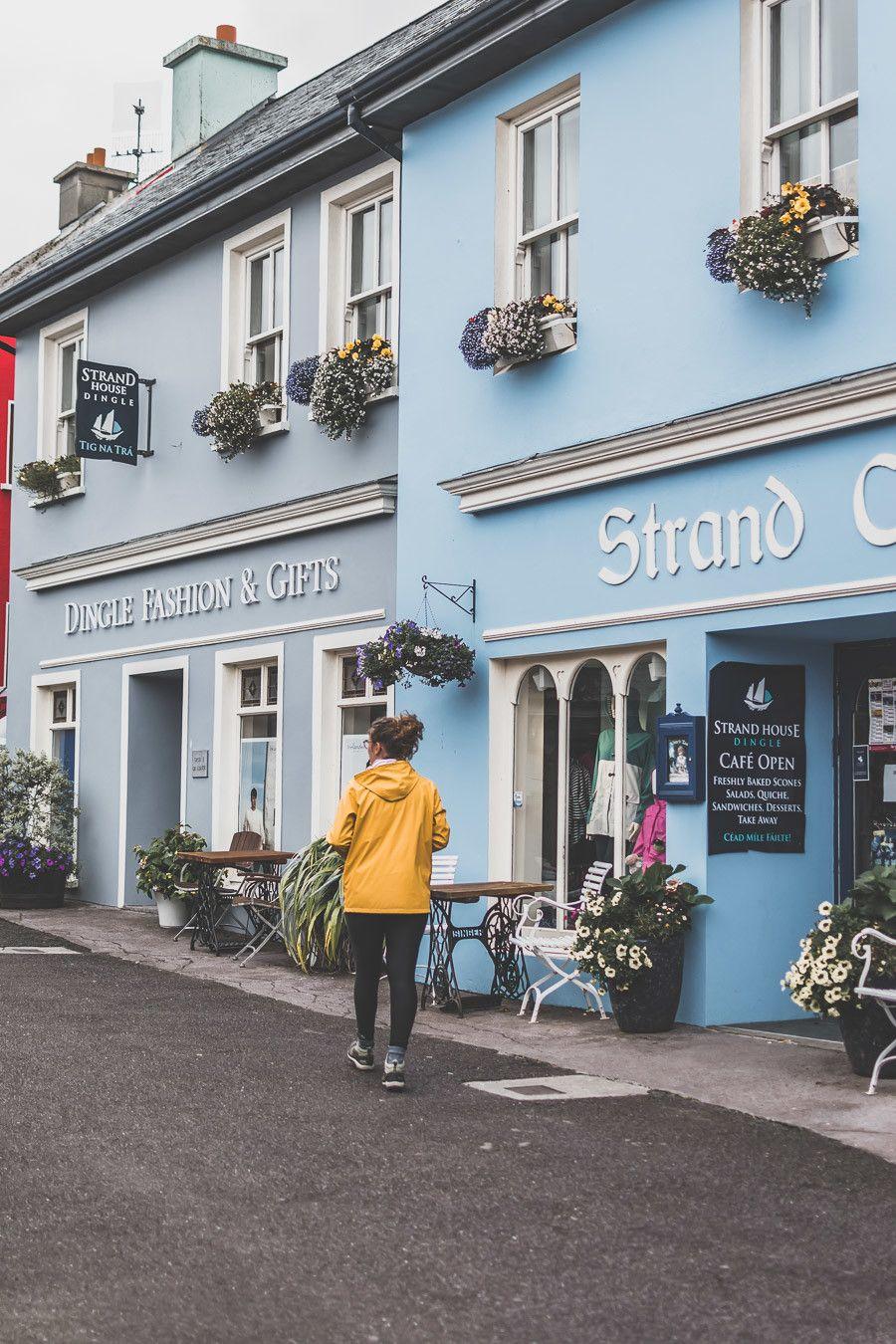 Souvenirs de la ville de Dingle dans le comté de Kerry