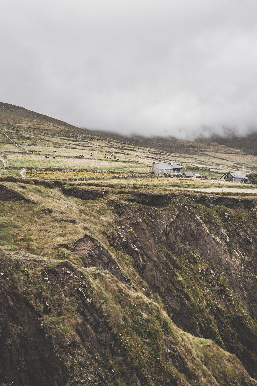 Dunmore en Irlande