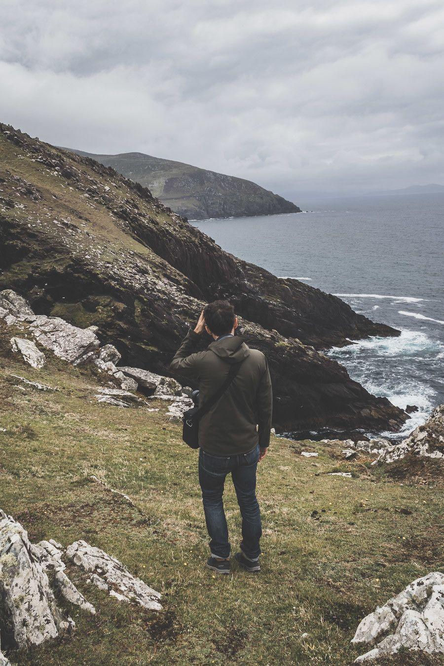 Blog voyage sur Dunquin Pier dans le Kerry
