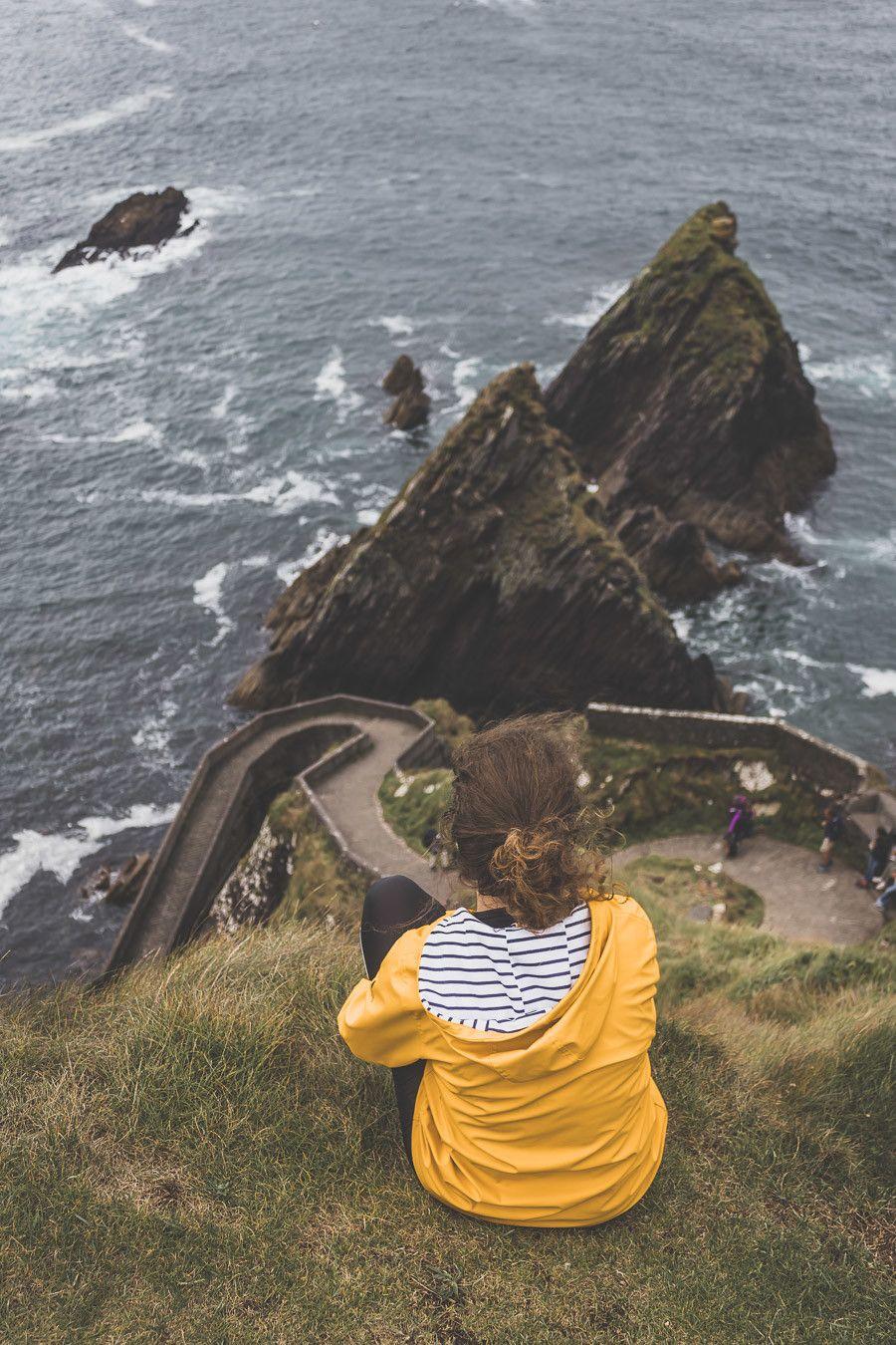 S'asseoir et contempler la beauté du Kerry