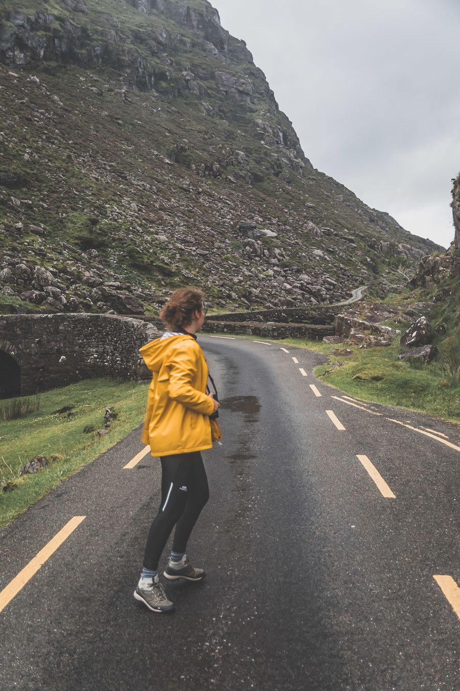 Randonnée sur la Gap of Dunloe en Irlande