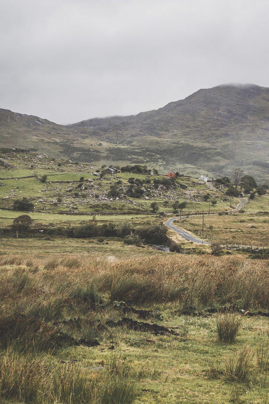 Road trip en Irlande sur les route du Healy Pass