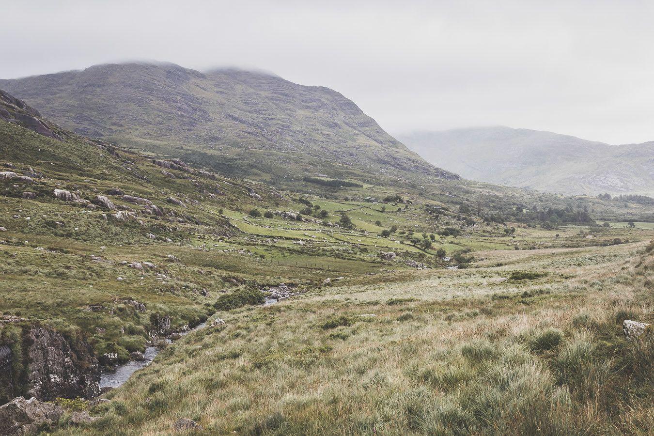 Road trip en van en Irlande