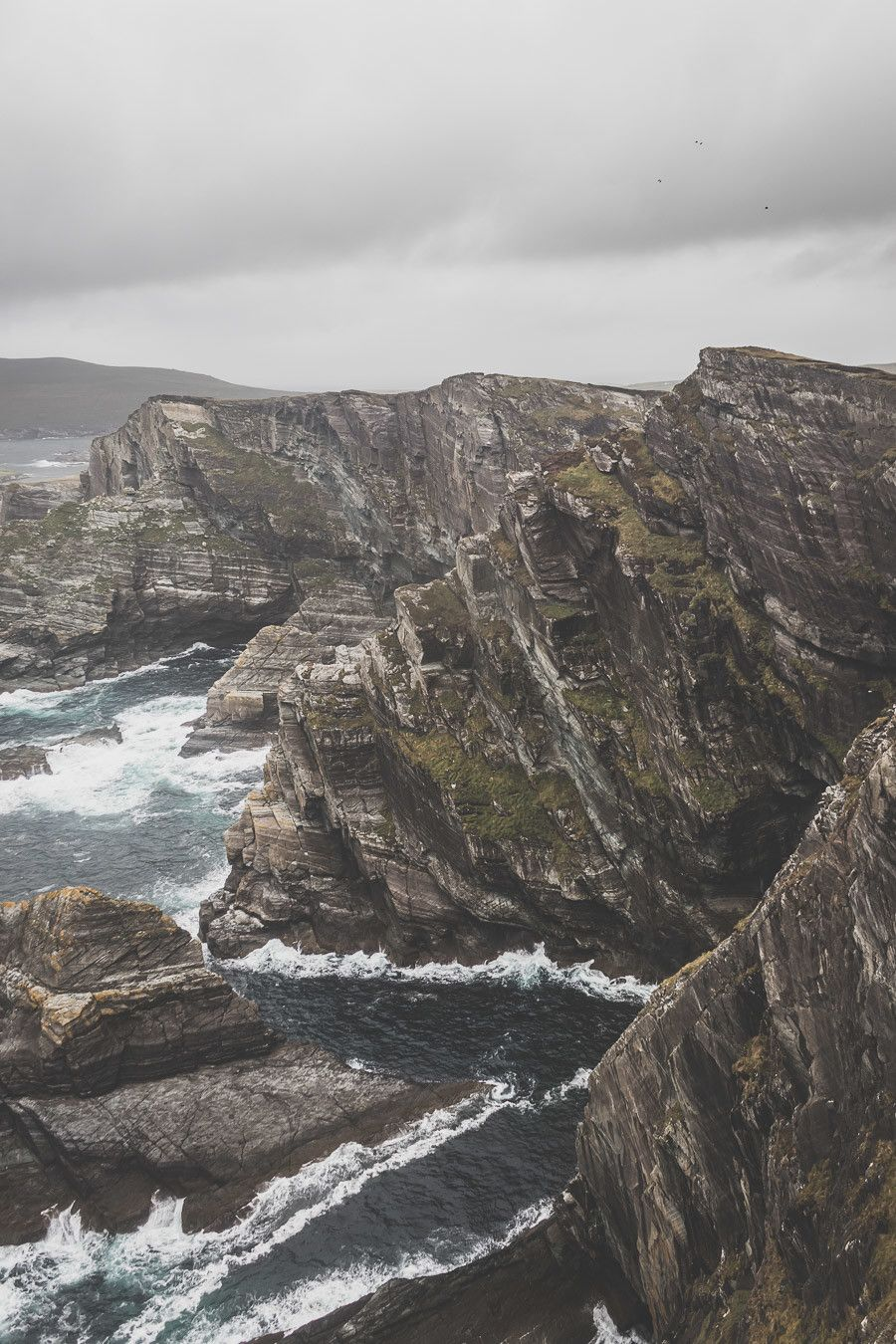 Sensations garanties aux Kerry Cliffs en Irlande