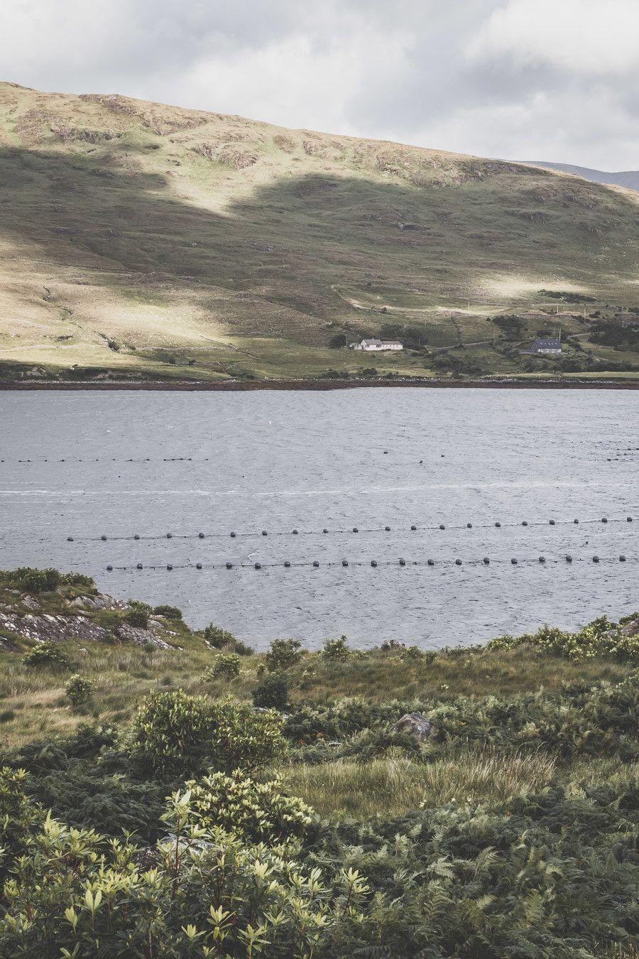 Killary fjord - Irlande