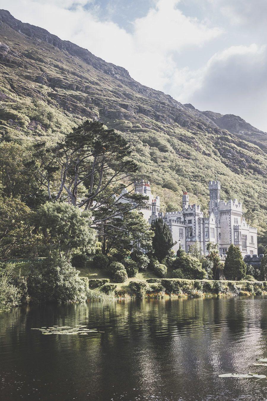 Château de Kylemore - Irlande