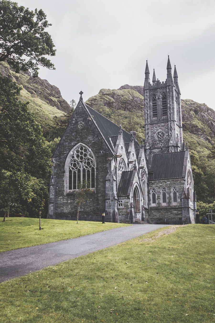 Abbaye de Kylemore - Irlande