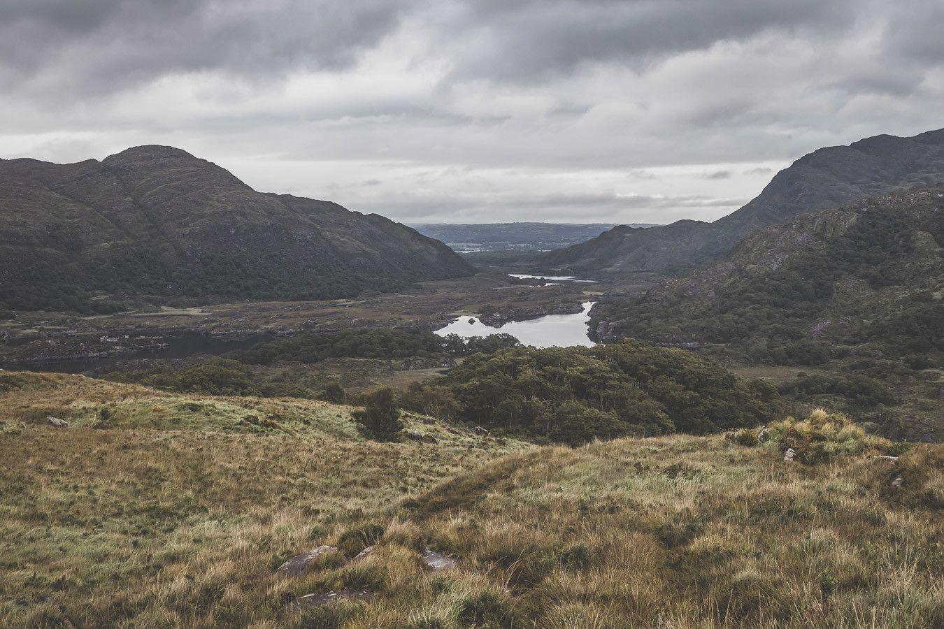 Ladies View dans le comté de Kerry