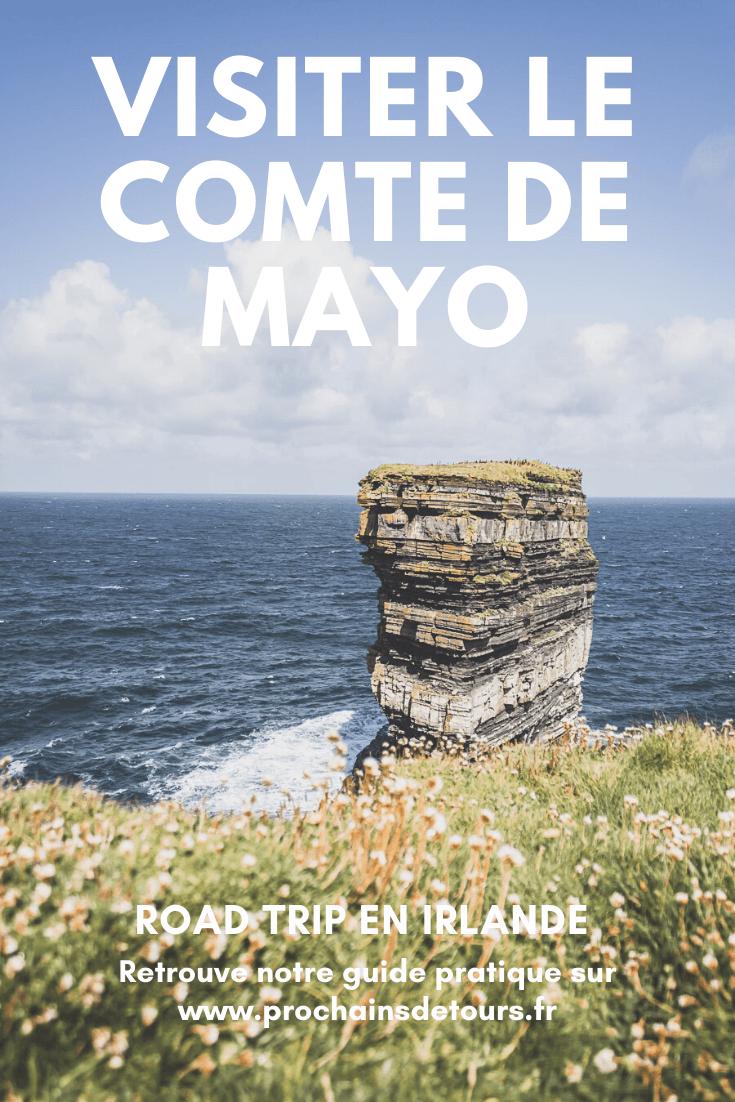 Vous planifiez un road trip en Irlande ? N'oubliez pas le Comté de Mayo, situé à l'Ouest du pays. Il offre de somptueux paysages / Irlande road trip / Road trip Irlande / Irlande paysage / Irlande voyage / Voyage Irlande / Irlande voyage / Voyage Irlande / Voyage en Irlande / Carnet de voyage en Irlande / Carnet voyage Irlande / Mayo Irlande / Mayo Ireland / Mayo Ireland county / Mayo Ireland travel / Achill Island / Achill Island Ireland / Beautiful Landscapes / Landscape photography