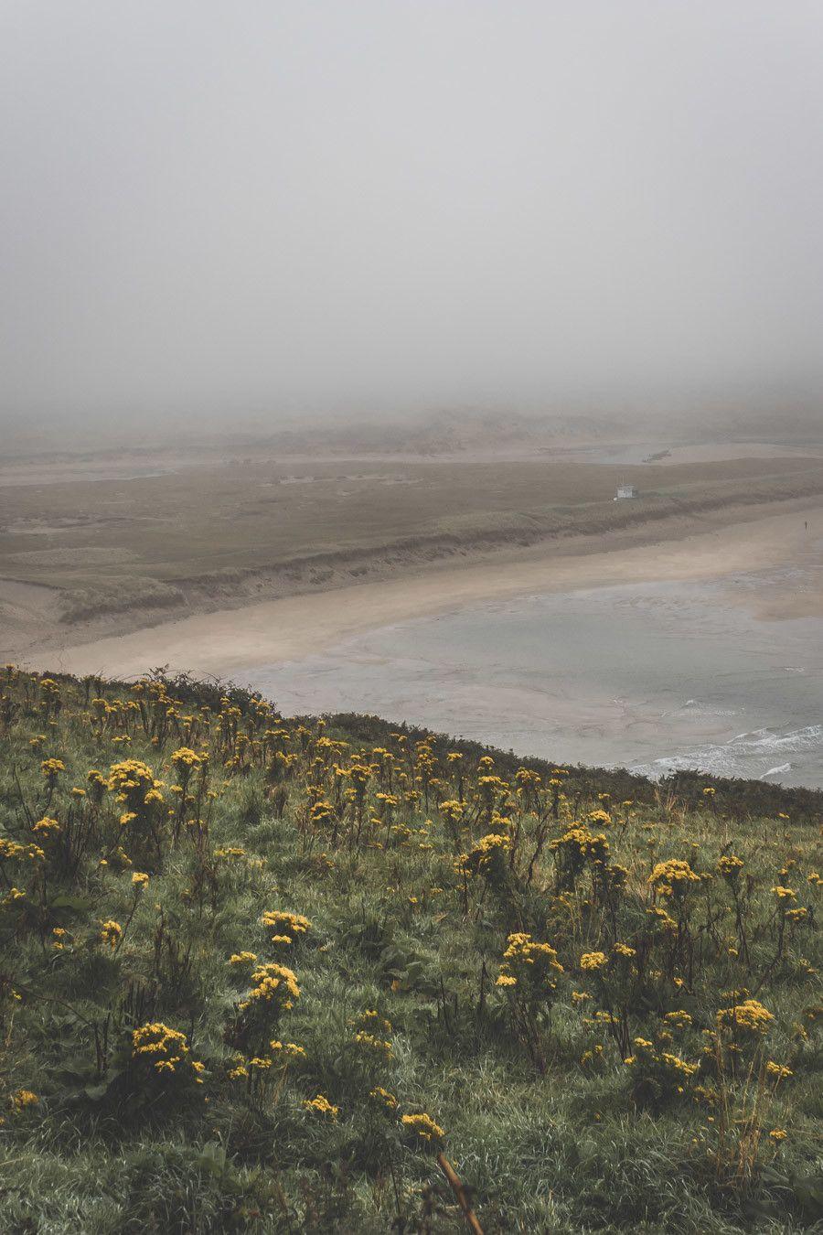La péninsule de Mizen Head dans le comté de Cork