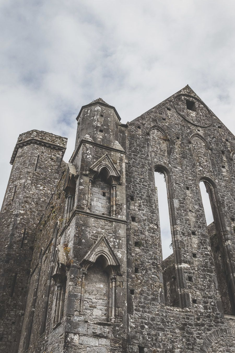 Les ruines du Rock of Cashel