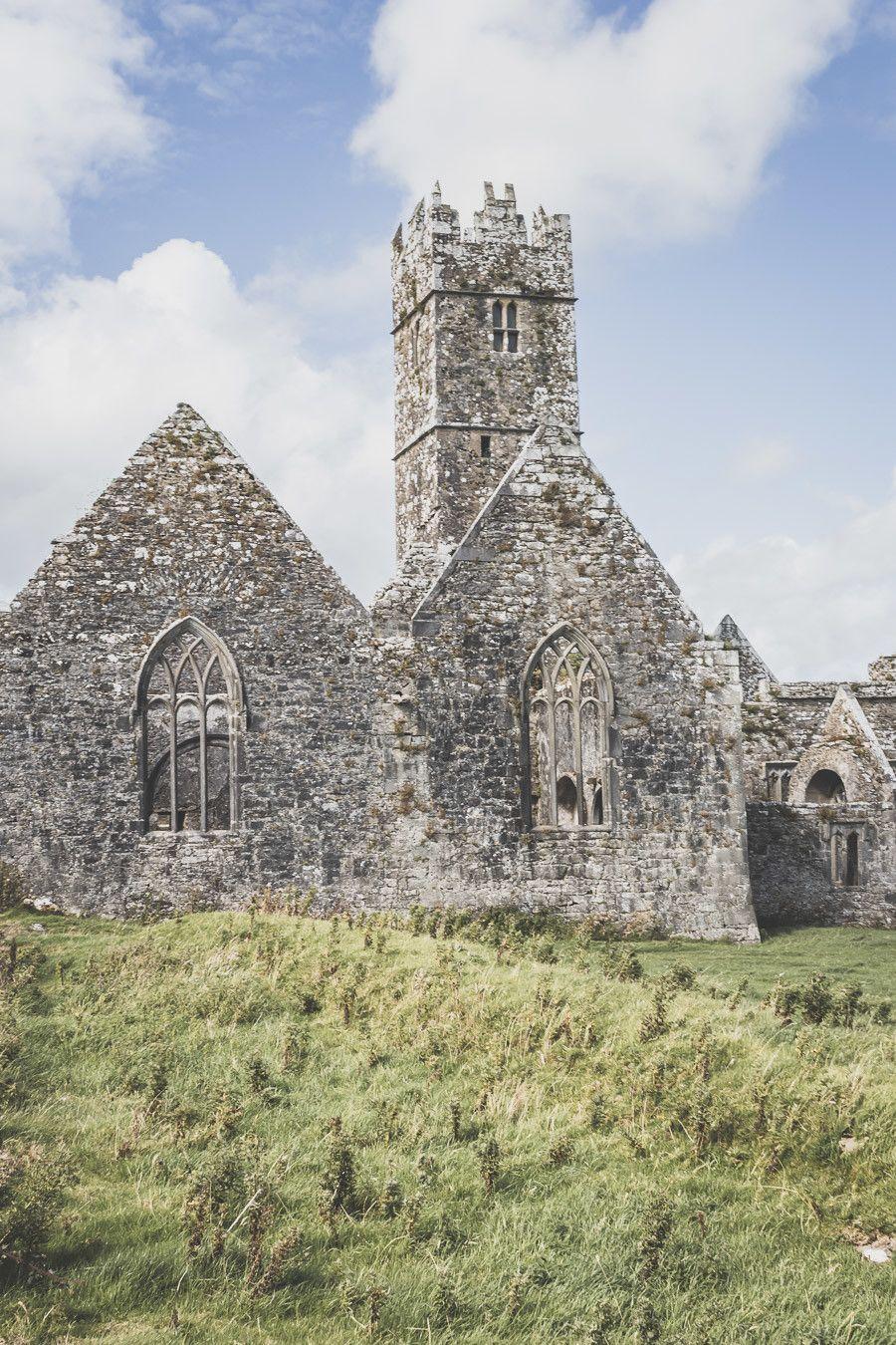 Comté de Galway - Ross Errily Friary