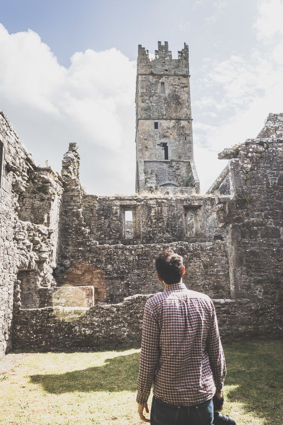 Visiter le Connemara - Ross Errily Friary
