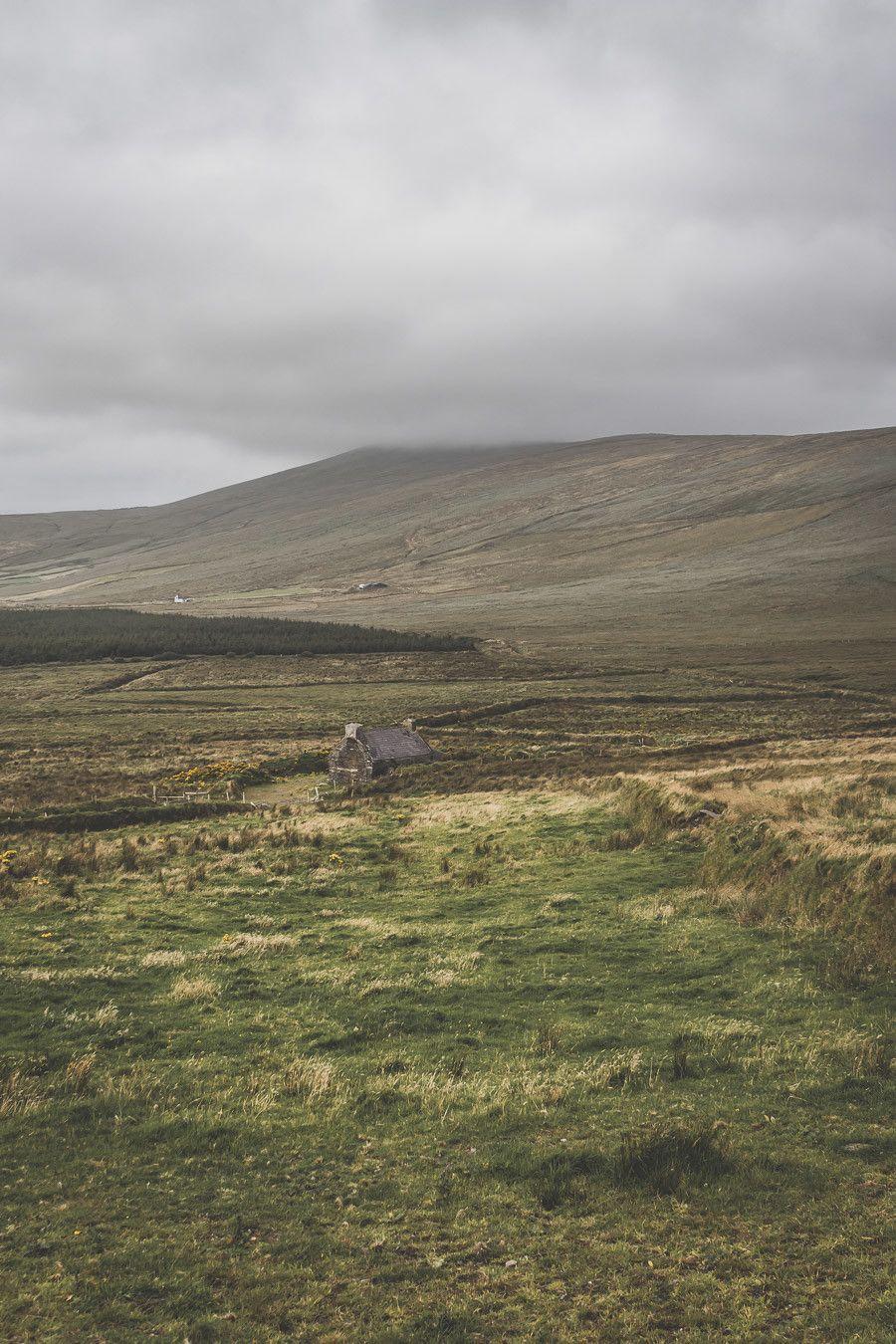 La Skellig Ring dans le comté de Kerry entre mer et montagnes