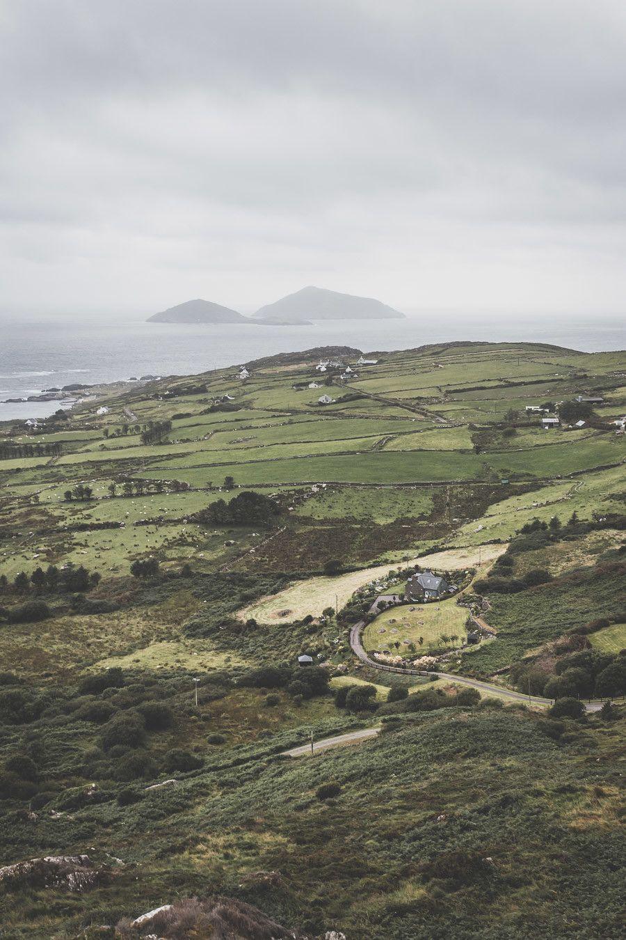 Road trip en Irlande sur les routes du comté de Kerry