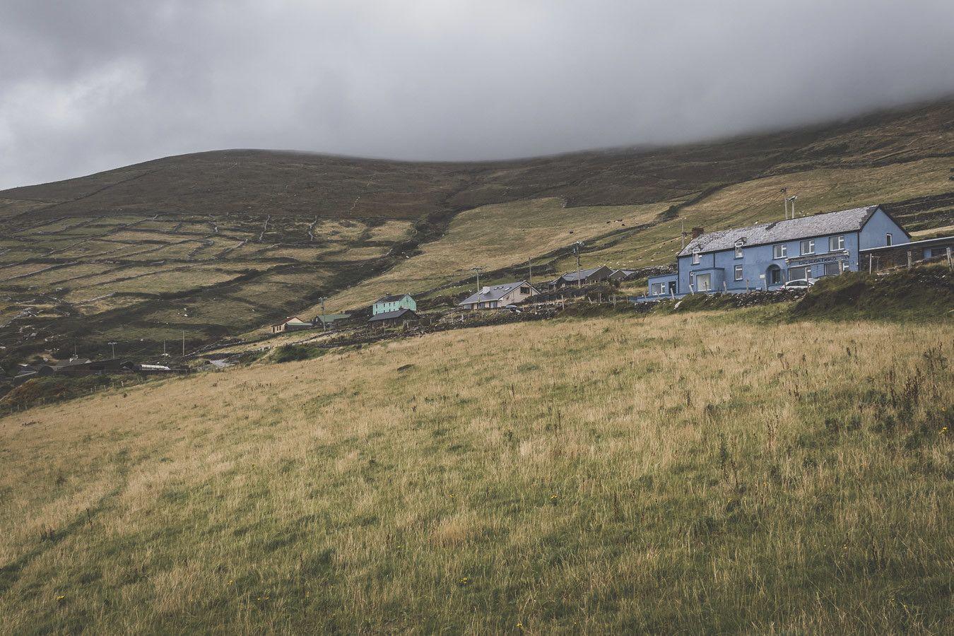 Skellig ring en Irlande