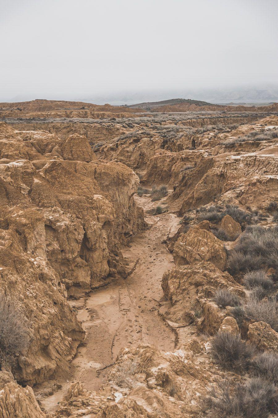 découvrir le désert des Bardenas