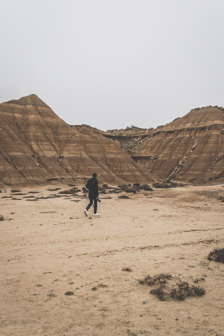 désert des Bardenas Reales