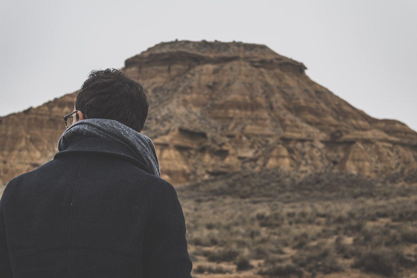 regarder le désert des Bardenas