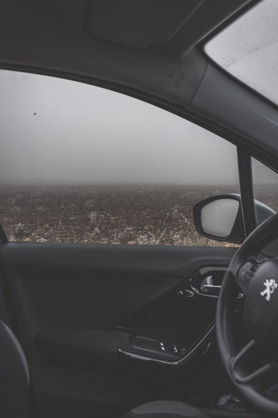 brouillard en Espagne