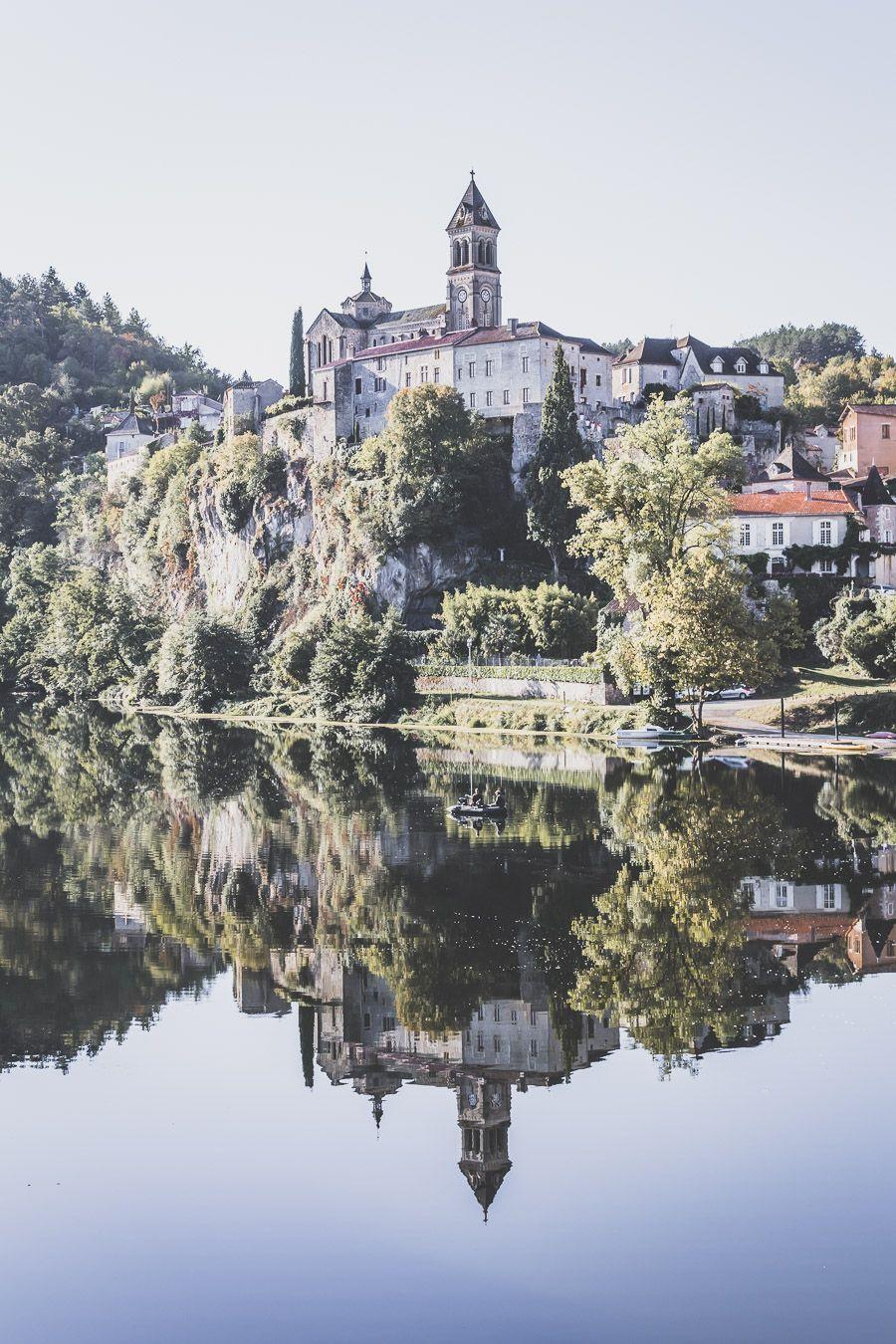 Les plus beaux villages du Lot