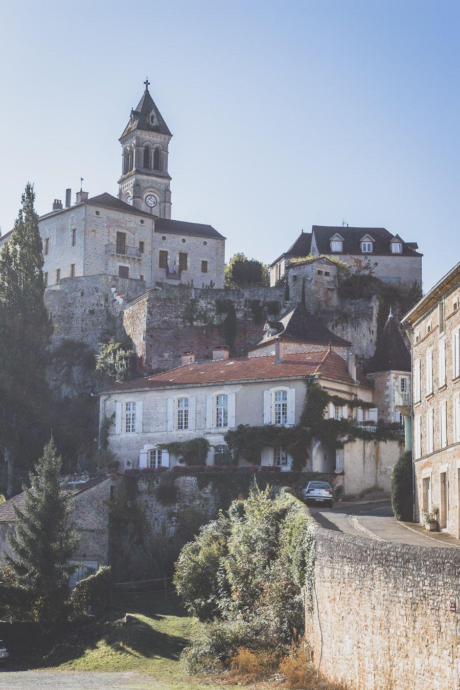 Villages du Lot : Albias